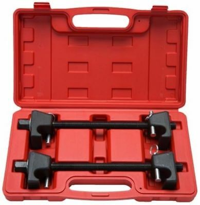 Heavy Duty 2pc Coil Spring Compressor Strut Remover Installer Suspension Tool CA
