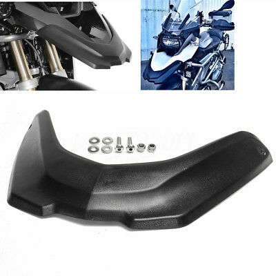 Front Fender Beak Extension Extender Wheel Cover Cowl For BMW R1200GS LC 13-16