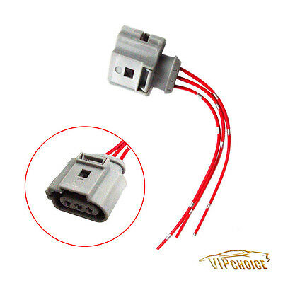 Crankshaft Sensor Pigtail Plug Interface For VW Jetta Passat Beetle Audi A4 A6