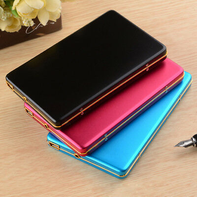 60GB-500GB Portable External Hard Disk Hard Drive USB2.0 For Computer Laptop PC