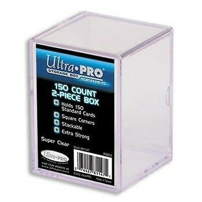 Ultra Pro 150 Count 2-Piece Stor-Safe Card Box