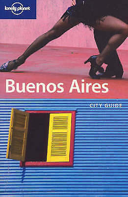 Bao, Sandra, Buenos Aires (Lonely Planet City Guides), Very Good Book