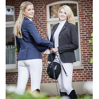 HKM New SoftShell Horse Riding Water Resistant Pro Competition Jacket Size 34-46