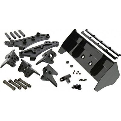 KIT TKI4-003 Supporto alettone - alettone e colonnine mp9 Kyosho