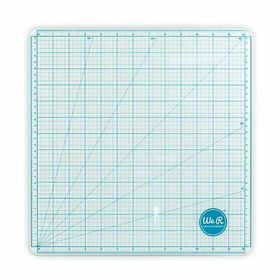 """We R Memory Keepers Precision Glass Cutting Mat 14""""X14""""  71299-2 R"""