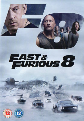 THE FATE OF THE FURIOUS -fast and furious 8- new and sealed pack fast dispatch