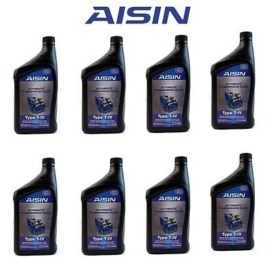 8 Quart Automatic Transmission Fluid Volvo C70 V50 V70 JWS3309 Aisin 1161540