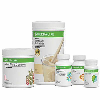 Herbalife Quickstart Programme CHOOSE Flavor aussie stock Exp. 2019