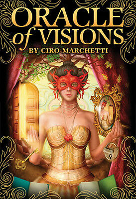 Oracle of Visions Tarot Brand New Sealed