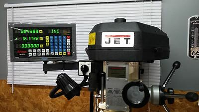 DRO kit for Mill Lathe Grinder EDM  3 axis Display 3-scales