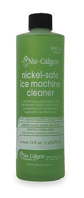 Nu-Calgon Ice Machine Cleaner, 16 fl. oz., Green - 4287-34