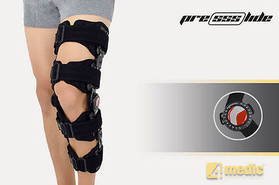 Lower Limb Support Post-Op Knee Brace With Rom Adjustment Universal Size Unisex