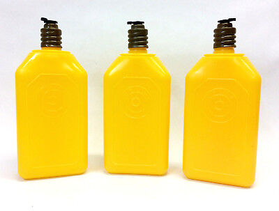 3pcs flasks canteen for soviet gas mask GP-7V PMK