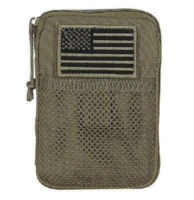 Voodoo Tactical 15-771707000 Universal Compatible BDU Wallet - Coyote