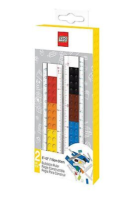 LEGO® Stationery 51498 Lineal Schullineal 15 bis 30 cm lang