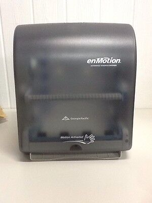 Georgia Pacific Motion Activated Touchless Paper Towel Dispenser