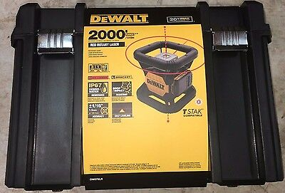 Dewalt 20V MPP Red Tough Rotary Laser DW079LR
