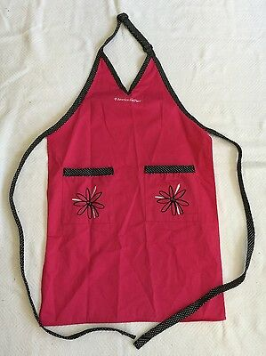 American Girl Place Hot Pink Apron