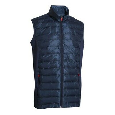 backtee pour homme lightpadded manche courte GOLF gilet