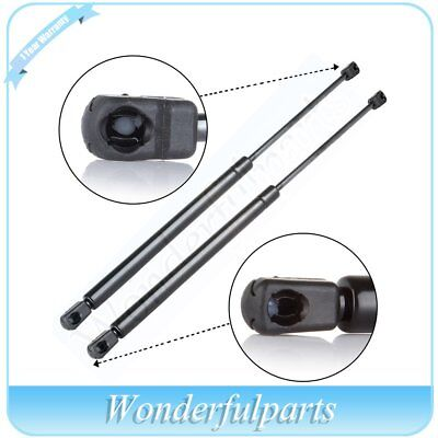 2 New Rear Door Hatch Liftgate Lift Supports Shock Arm Rod For 02-14 Mini Cooper