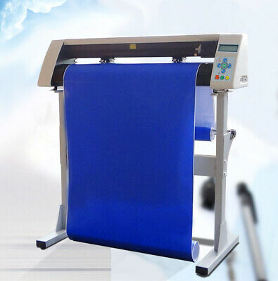 """New USB 24"""" Cutting Plotter Vinyl Sticker Cutter Redsail RS720C With Stand"""