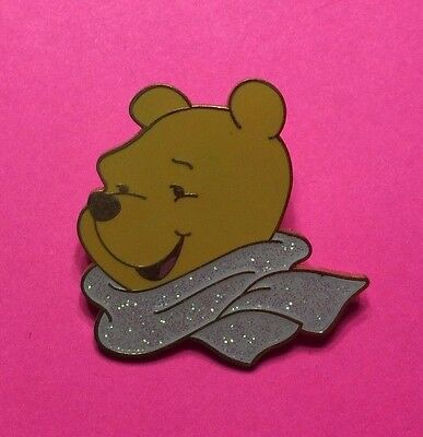 Winnie the Pooh, Winter Scarf Disney Pin (from 2007)