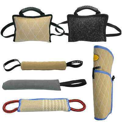 Strong Dog Bite Tug Arm Sleeve for Police Dogs Training Chew Toy Schutzhund K9