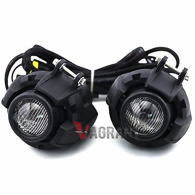 For KTM 1050,990,1190 Driving Aux Lights Combination Adventure Universal