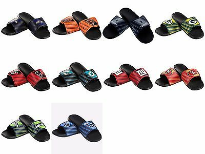 64334d2fdc7 NFL DALLAS COWBOYS Men's Legacy Sport Slide Sandals - $19.95 | PicClick