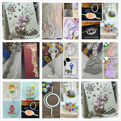 XMAS new Metal Cutting Dies Stencils Scrapbook Card Paper Album Embossing DIY