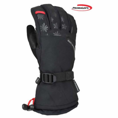 Extremities Womens Mountain Glove-Warm-Waterproof-Primaloft Insulation