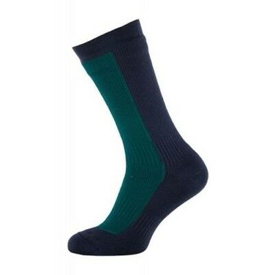 Sealskinz Hiking Mid Weight Mid Length Waterproof Sock New Colours