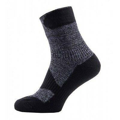 SealSkinz Walking Thin Ankle Sock Waterproof & Breathable
