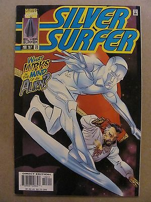 Silver Surfer #126 Marvel Comics 1987 Series 9.4 Near Mint