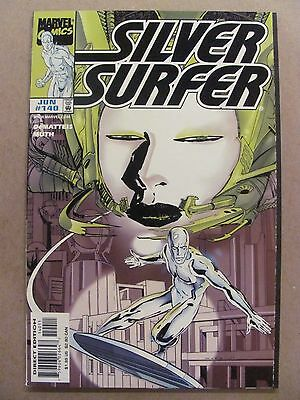 Silver Surfer #140 Marvel Comics 1987 Series 9.4 Near Mint