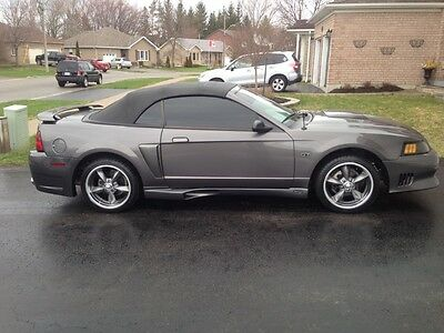 Ford: Mustang Leather 2003 Ford Mustang GT Convertible