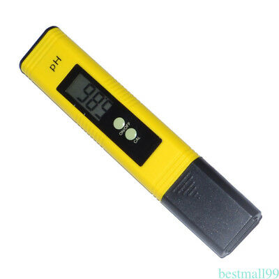Digital PH Test Meter For PH Balance Of Drinking Water & Pool AU cy06