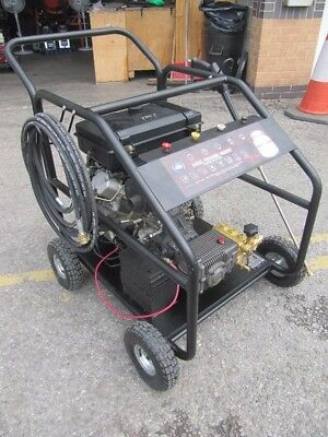 Mattis 5000psi Diesel Pressure Washer. Commercial Cold Wash Pressure Washer