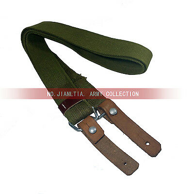 Original Surplus Russia Web Sling Shoulder Strap Green or Chinese Type 56