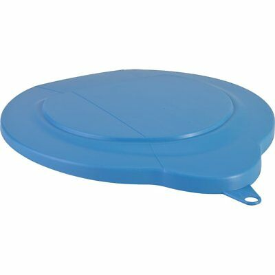 Vikan 56893 Sp-On Pail Lid, 1.5 gal, Blue