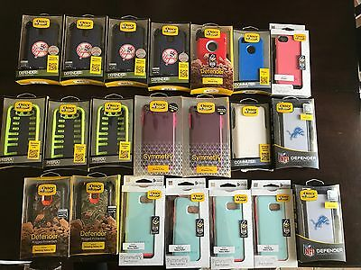 Wholesale Authentic Otterbox Lot Qty 21 for Apple iPhone, Samsung Galaxy/Note
