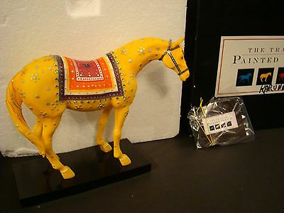 Trail of Painted Ponies KARUNA New In Box MINT CONDITION  LOW 1E/7430