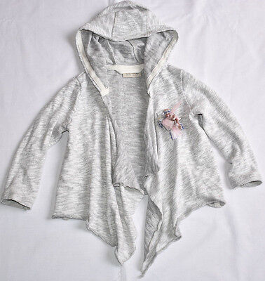 GIRL'S 18 M 80 Cm GENUINE CHECKED BURBERRY CARDIGAN C.W.F ON LABEL NEXT DAY POST
