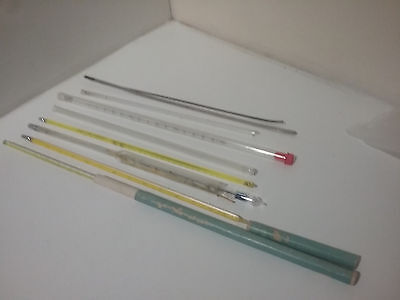 Assorted Thermometers for Photographic Darkroom Developing ***Nice Quality gear
