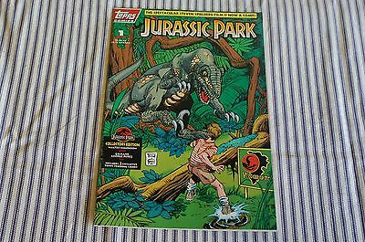 Tops Jurassic Part 1 of 4 Comic Book • $0.99