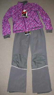 Girls' Soft Shell Ski Suit Size 10 Years