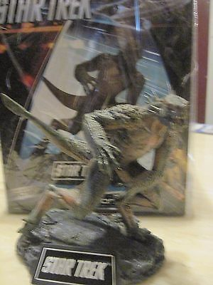 Star Trek The Video Game RESIN GORN STATUE  Limited Edition of 2013
