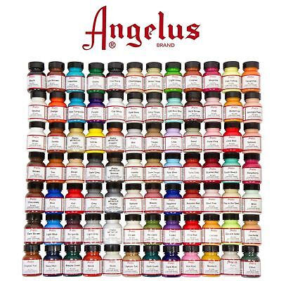 Angelus Acrylic Leather Paint for leather shoes, sneakers, bags  29.5 ml