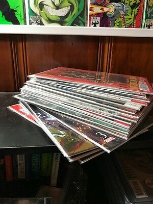 Marvel And Dc Comics, Lot Of 40 Comics. 20 Marvel And 20 Dc • $14.99