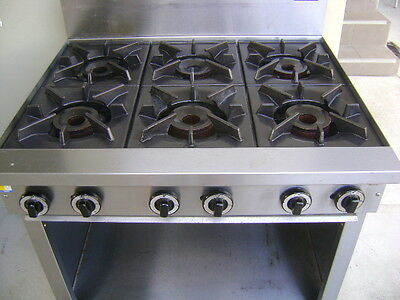 Commercial Gas Range.gas Cooker Gold Coast